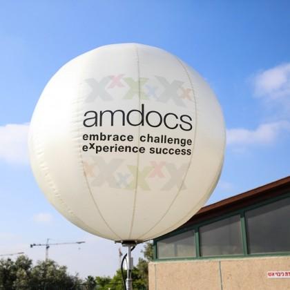 Amdocs – מיתוג אירוע חברה