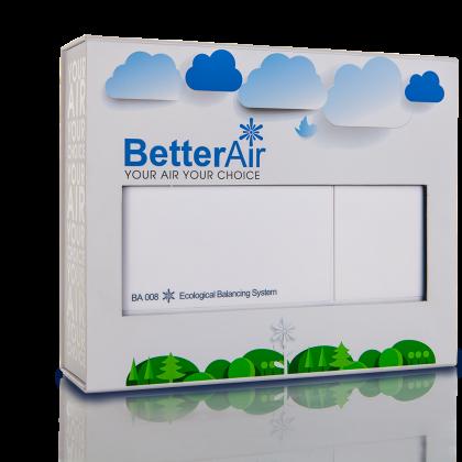 עיצוב אריזה ומוצרי Better Air