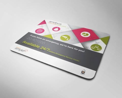עיצוב קמפיין ביטחון Amdocs