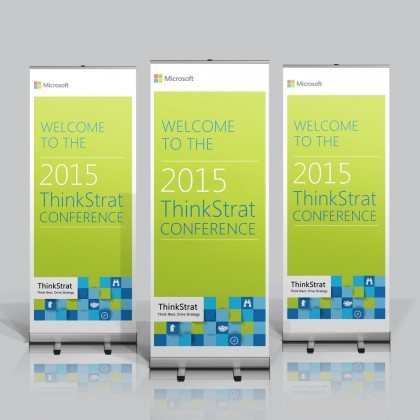 Microsoft ThinkStrat Conference