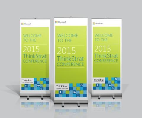 Microsoft ThinkStrat Conference