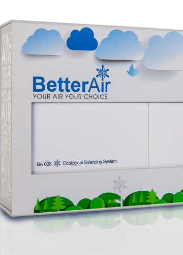 אריזות ומוצרי Better Air